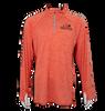 Prodigy Dry-Tek 1/4 Zip Jacket- Orange/Black Ink