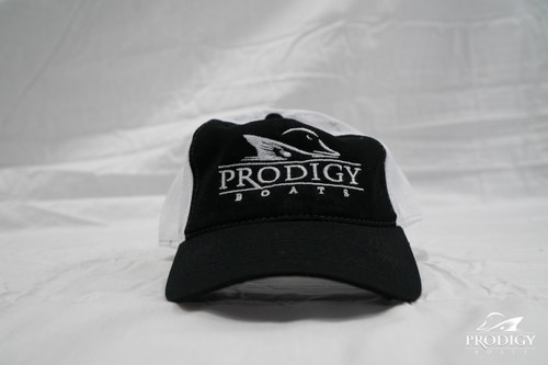 Prodigy Mesh Hat - Black/White
