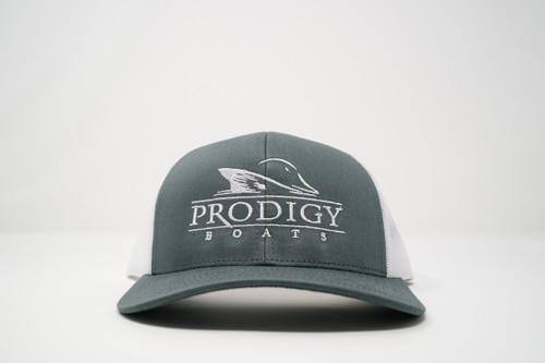 Prodigy Snapback - Graphite/White