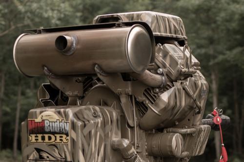 Stock Vanguard Muffler: 29 - 37 HP