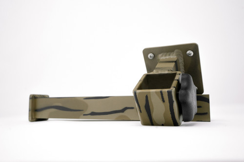 Transducer Bracket (Bolt-On) - Bottomland Camo