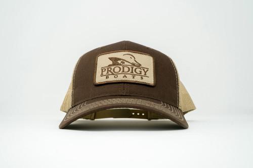 Prodigy Snapback - Logo Patch