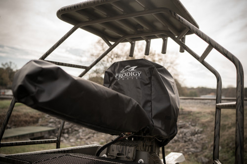 Prodigy Trailerable Motor Cover - MudBuddy HDR