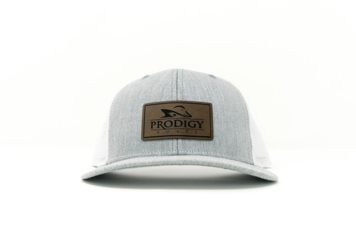 Limited Edition Prodigy Snapback - Heather Gray