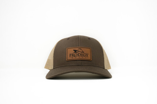 Limited Edition Prodigy Snapback - Chocolate