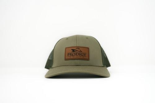 Limited Edition Prodigy Snapback - Hunter Green