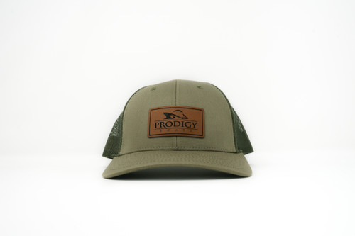 Limited Edition Prodigy Snapback - Hunter Green