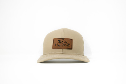 Limited Edition Prodigy Snapback - Tan