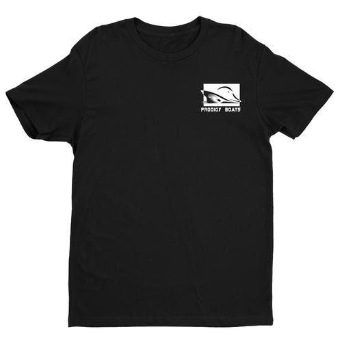 Prodigy Classic T-Shirt - Black/White