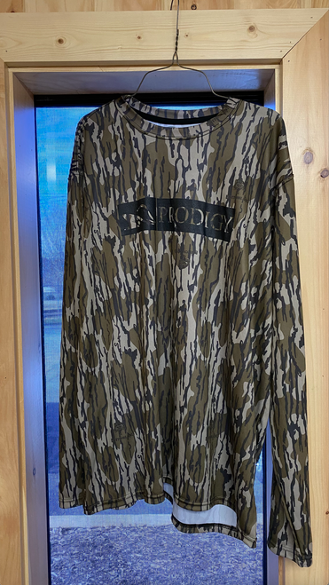 Long Sleeve Dry-Tek - Mossy Oak® Bottomland®