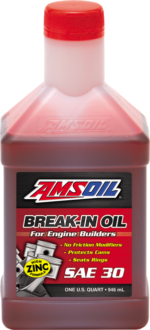 AMSOIL SAE 30 Break-In Oil