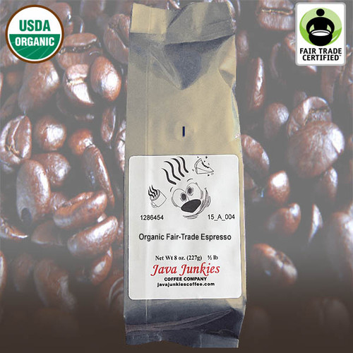 Organic Fair-Trade Espresso