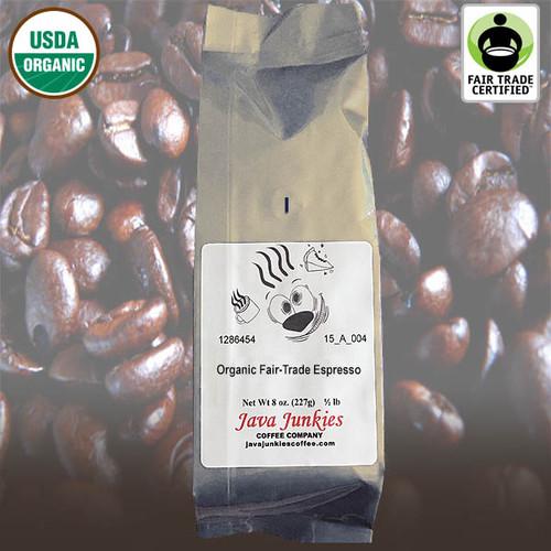 Organic Fair-Trade Espresso