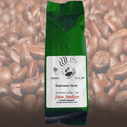 Espresso Verdi Coffee