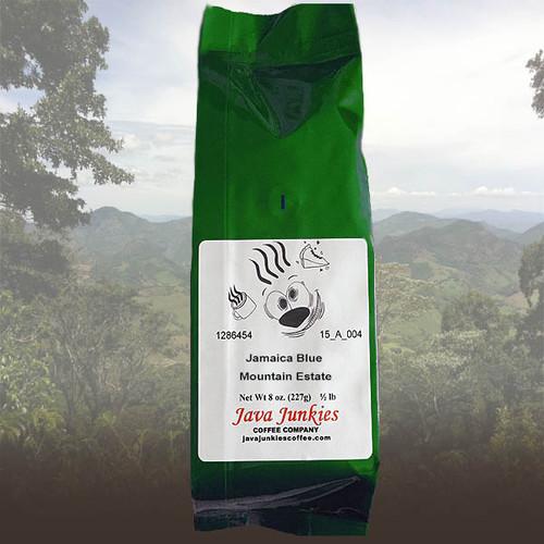 Jamaica Blue Mountain Estate Coffee
