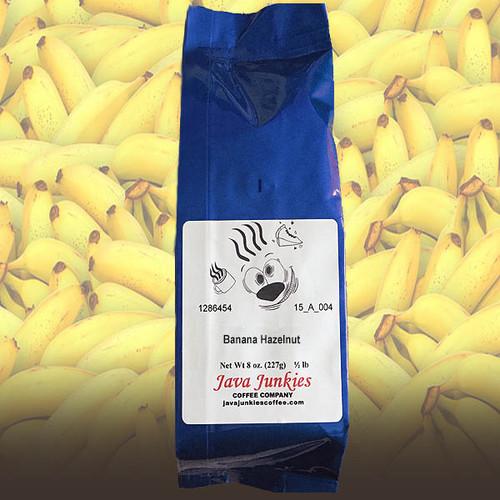 Banana Hazelnut Coffee
