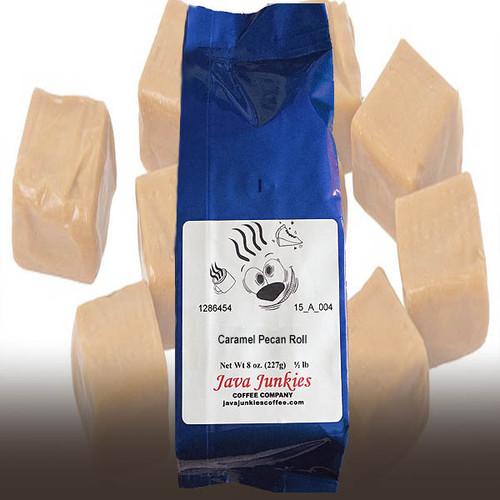 Caramel Pecan Roll Coffee