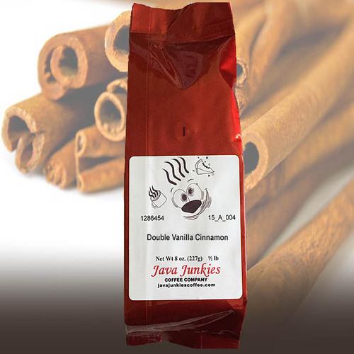 Double Vanilla Cinnamon Coffee