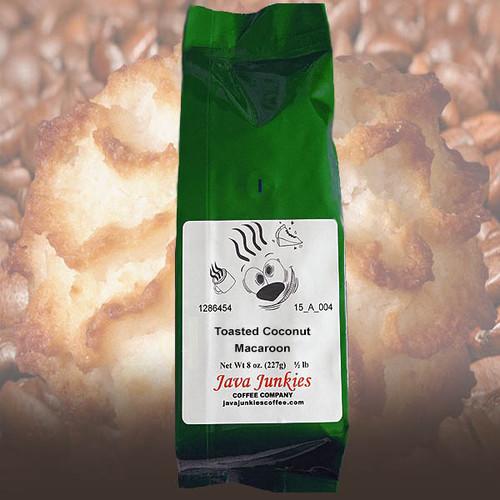 Toasted Coconut Macaroon Coffee