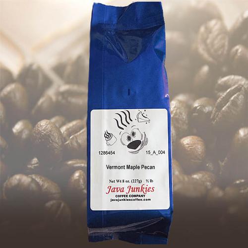 Vermont Maple Pecan Coffee