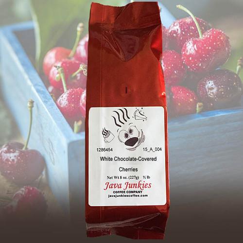 White Chocolate-Covered Cherries Coffee