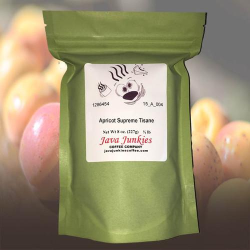 Apricot Supreme Tisane Tea
