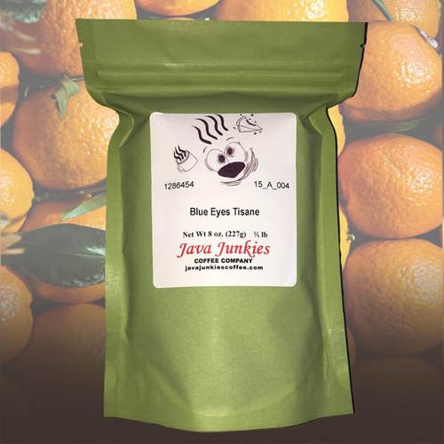 Blue Eyes Tisane Tea