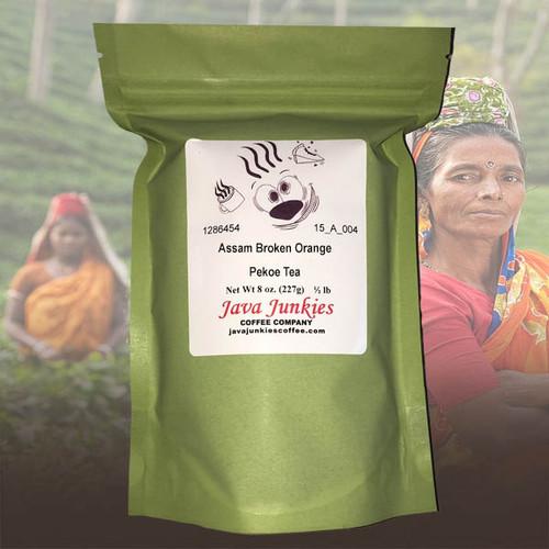Assam Broken Orange Pekoe Tea