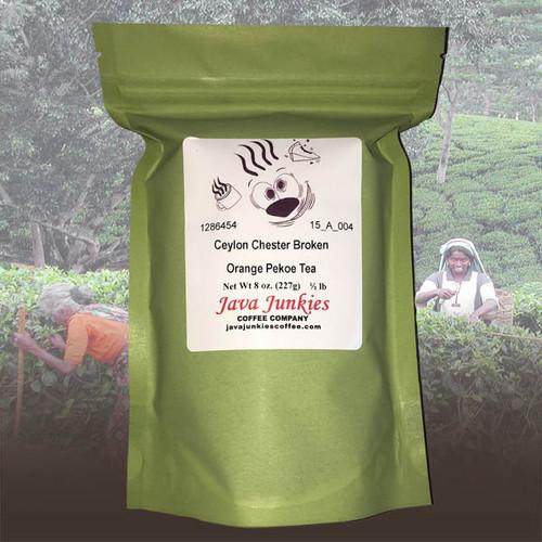 Ceylon Chester Broken Orange Pekoe Tea
