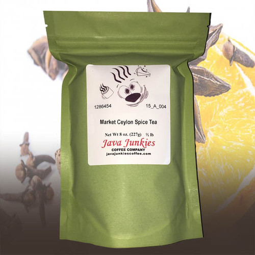 Market Ceylon Spice Tea