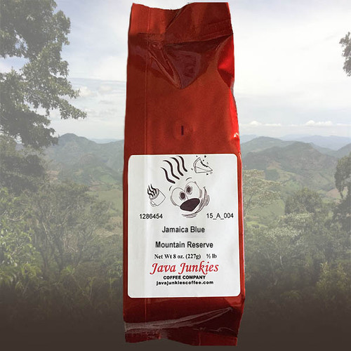 Jamaica Blue Mountain Reserve Coffee