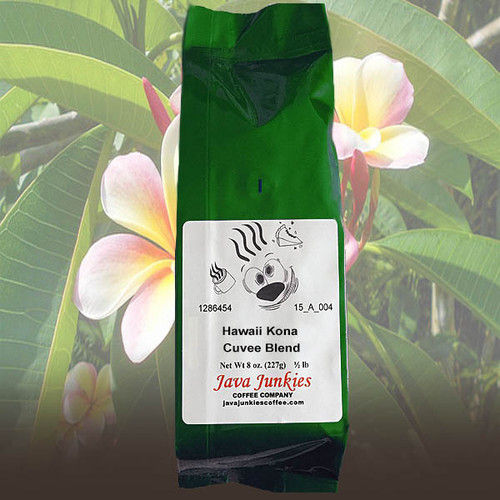 Hawaii Kona Cuvee Coffee Blend