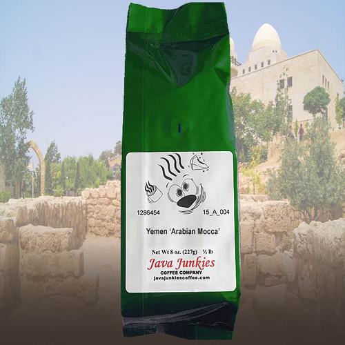 Yemen 'Arabian Mocca' Coffee