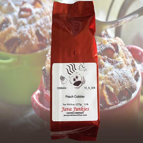 Peach Cobbler Coffee