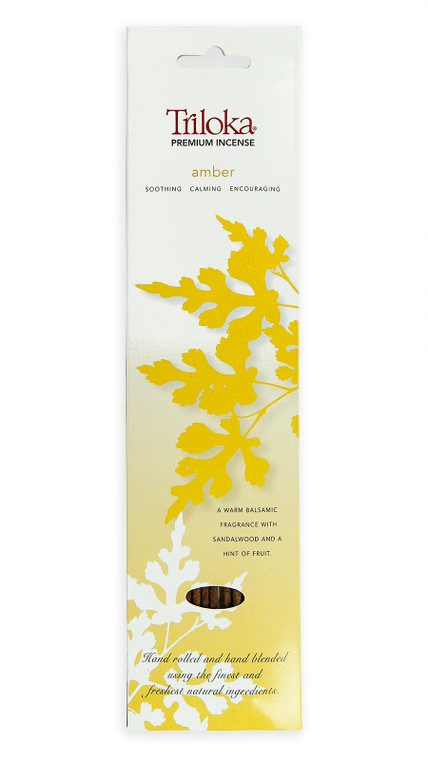 Amber Triloka Premium Incense