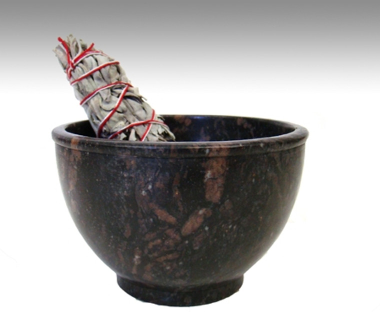 Soapstone Bowl 4 inch diameter