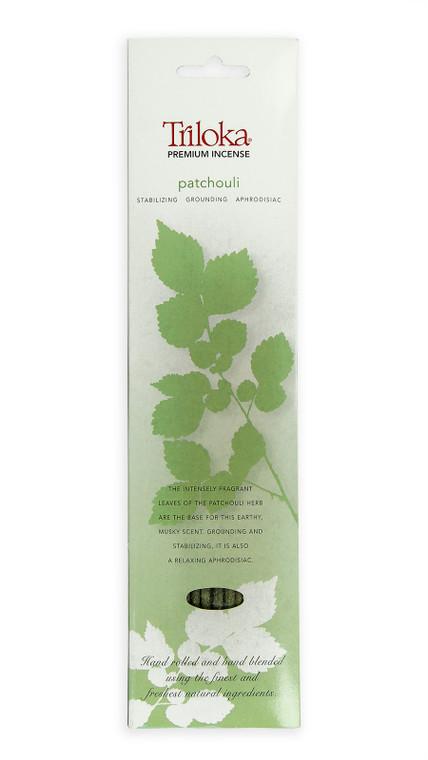 Patchouli Triloka Premium Incense