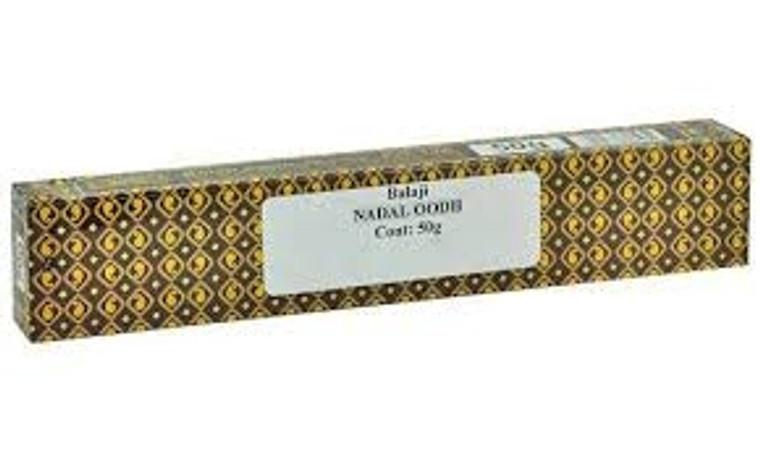 Balaji Nadal Oodh (Agarwood) 50 Grams
