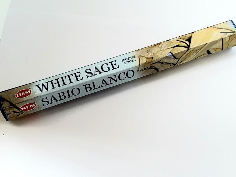 HEM White Sage Incense 20 Stick