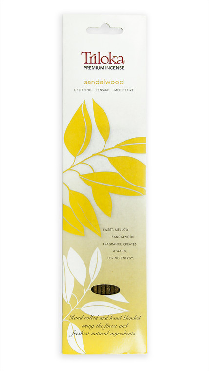 Sandalwood Triloka Premium Incense