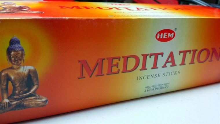 HEM Meditation Incense 20 stick