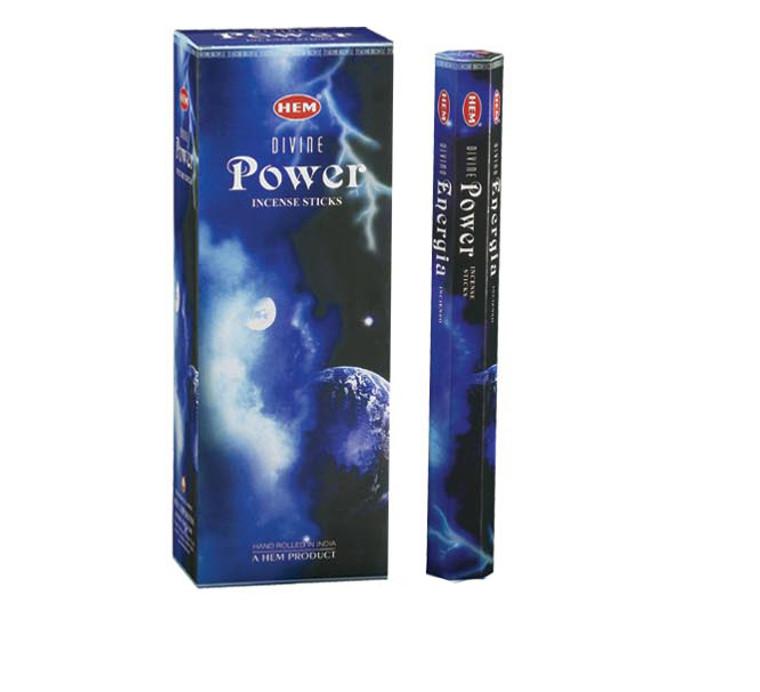 HEM Divine Power Incense 20 stick