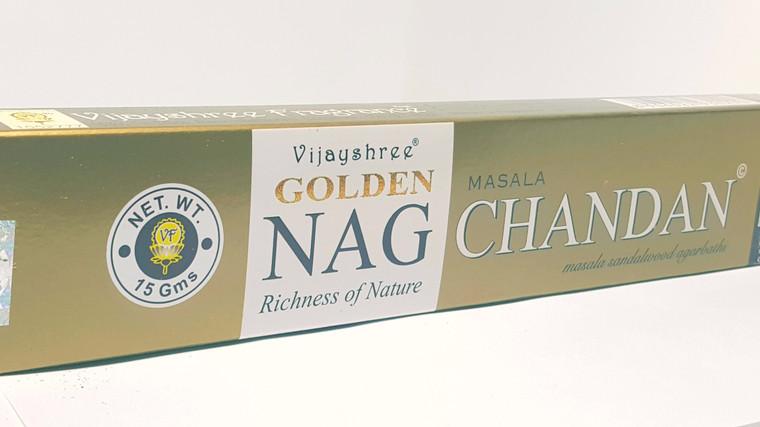 Vijayshree Golden Nag Chandan Incense 15 grams