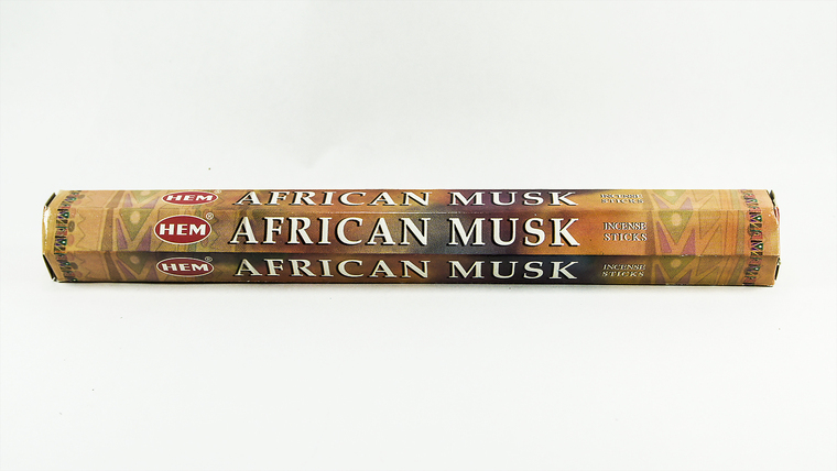 HEM African Musk Incense 20 Stick