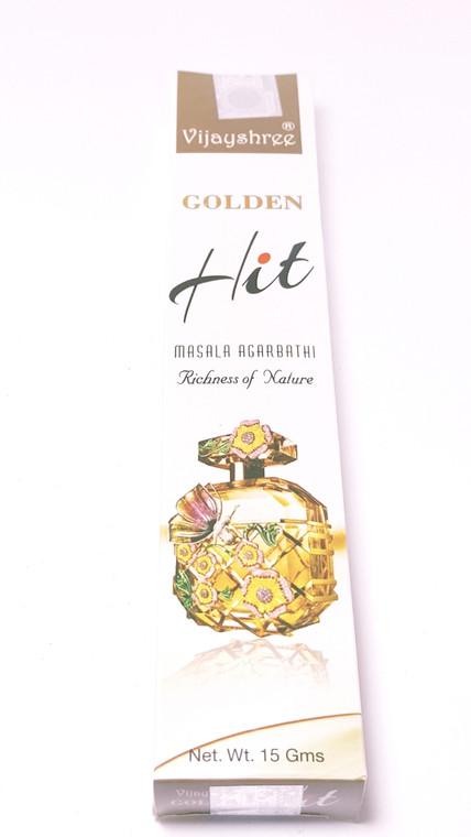 Golden Hit Incense 15 g
