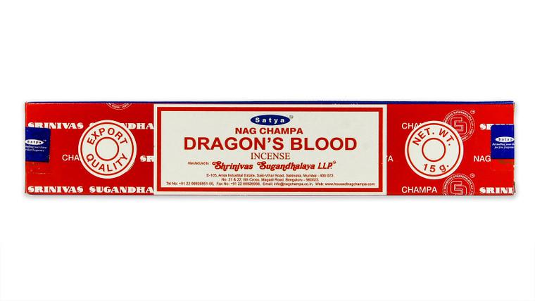 Dragon's Blood Incense by Satya 15 gram