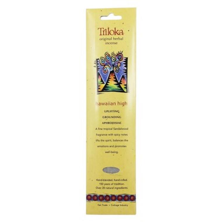 Hawaiian High Triloka Incense 10 Sticks