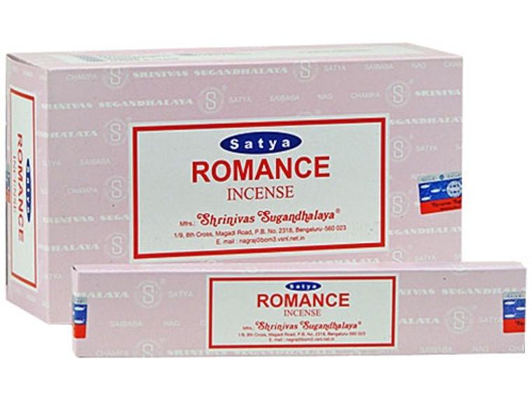 Romance Incense by Satya 15 gram
