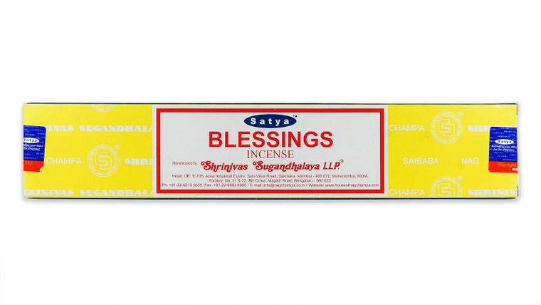 Blessings Incense by Satya 15 gram