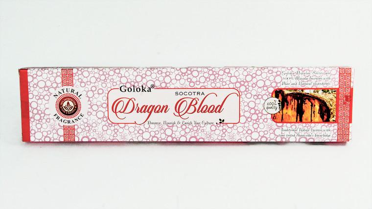 Goloka Dragon's Blood Incense 15 gram